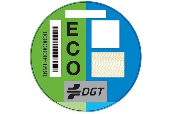 Etiqueta eco para flotas de transporte